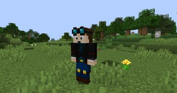DanTDM pet and snow golem Minecraft Mod