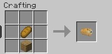 Custom food Minecraft Mod