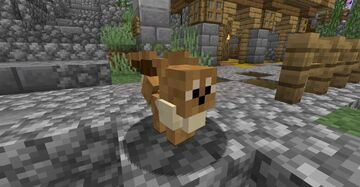 Anime Pets Mod Minecraft Mod