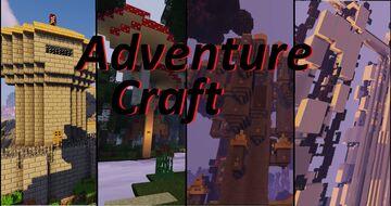 Adventure_Craft-1.12.2 modpack Minecraft Mod