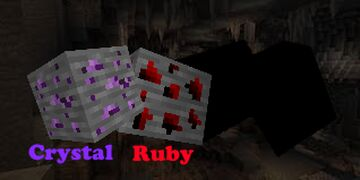 New Ore Mod Minecraft Mod