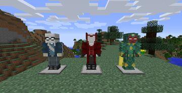 Family Rivalry- Avengers Initiative Fiskheroes Pack Minecraft Mod