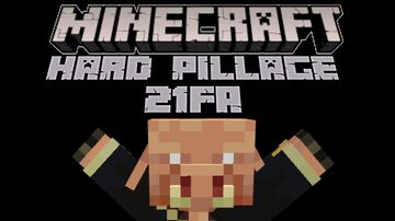 Hard Pillage 21FA (MCBedrock) Minecraft Mod