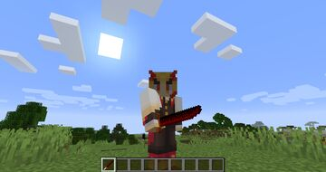 Ignum and Ignis Katana Minecraft Mod