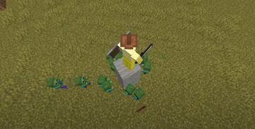 Minecraft Baby Zombie Apocalypse Challenge Plugin Minecraft Mod