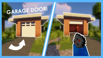 Macaw's Doors [1.16.5, 1.15.2, 1.14.4, 1.12.2] Minecraft Mod