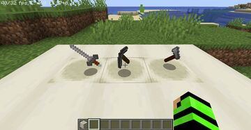 Bone Tools Minecraft Mod