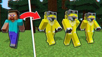 Clones Minecraft Mod