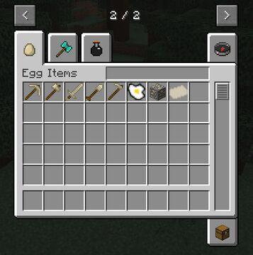 BattleAxes FORGE (1.16.5) Minecraft Mod