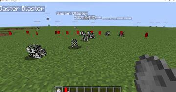 Undertale Abillities (UPDATE!) Minecraft Mod