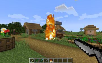 YDM's Gunblades for 1.17.1 Minecraft Mod