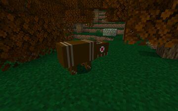 DarkForest Minecraft Mod