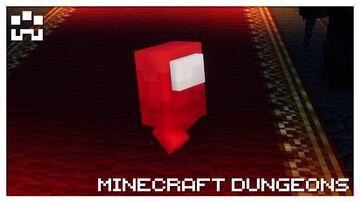 Mini Crewmate Pet [MCDungeons Mod] Minecraft Mod