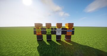 [FLAN'S CONTENT PACK] Coco's French Firefighter Pack Minecraft Mod