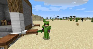 Minecraft Emerald Armor/Tools Mod 1.16.4 Minecraft Mod