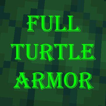 Full Turtle Armor [1.16.4, 1.16.5, 1.17.1] Minecraft Mod