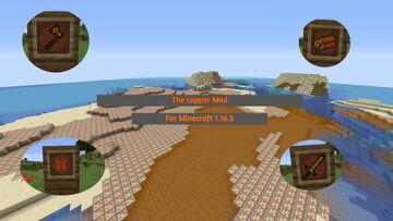 The Copper Mod Minecraft Mod