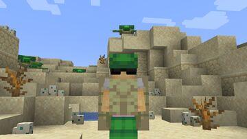 Turtle Armor Minecraft Mod
