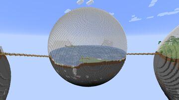 Biospheres Advanced Minecraft Mod