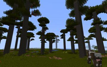 More Biomes (demo) 1.16.5 Minecraft Mod