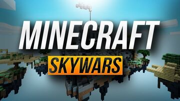 Fully working skywars server with many maps Minecraft Mod