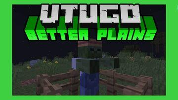 Utugo Better Plains Minecraft Mod