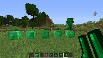 Emerald+ Minecraft Mod