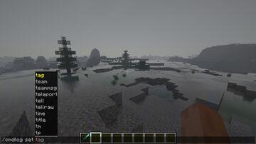 Command Logging Controls Minecraft Mod