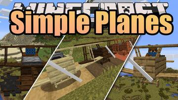 Planes Mod 1.16.5 Forge Minecraft Mod