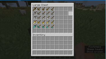 Upside Down Tools Minecraft Mod