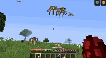 Skeetoz [v1 for mc1.15.1-forge] Minecraft Mod