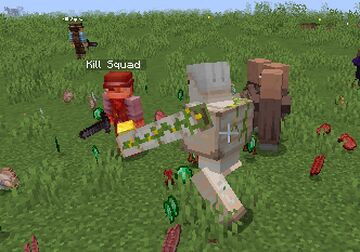 Kill Squad Minecraft Mod