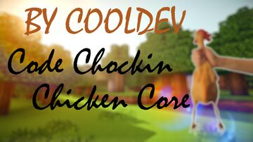 Code Chockin Core Minecraft Mod