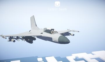 FA-50 for mcheli Minecraft Mod