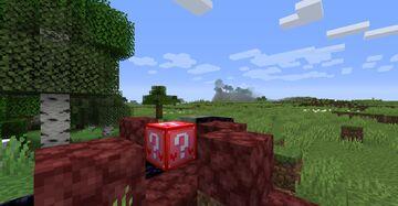 Valentines' Lucky Block Minecraft Mod