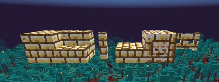 Glowstone Brick Variations