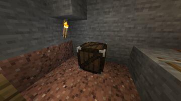 Underground Loot Crates Minecraft Mod