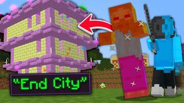 Minecraft But Mobs Spawn Structures Minecraft Mod