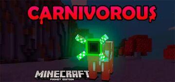 Carnivorous animals mod [1.16]. Bedrock Edition. Minecraft Mod
