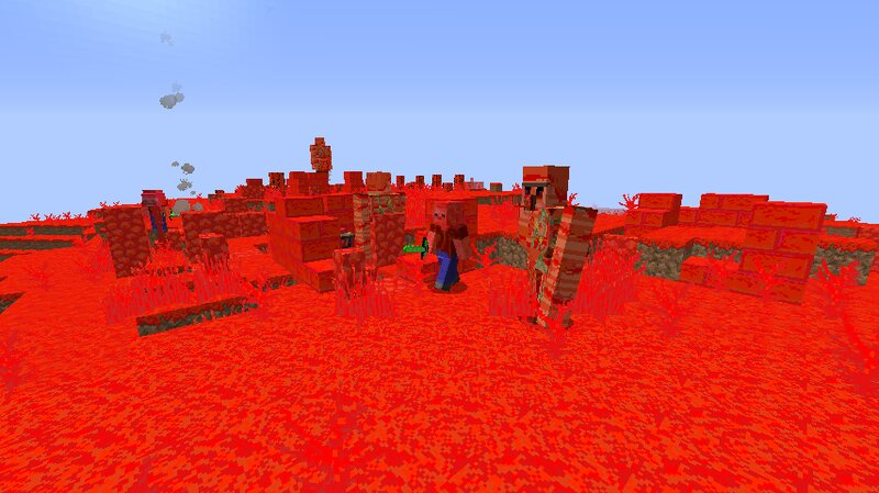 A new hostile biome