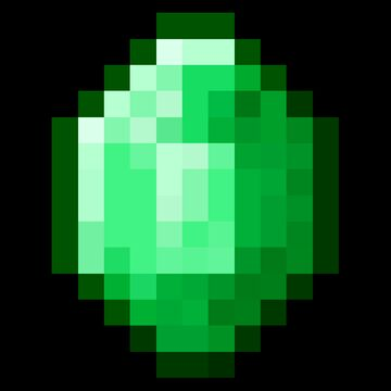 Emerald tools + armor Minecraft Mod