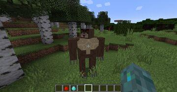 Bigfoot Mod Minecraft Mod