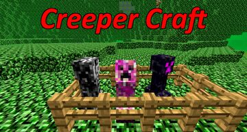 Creeper Craft Minecraft Mod