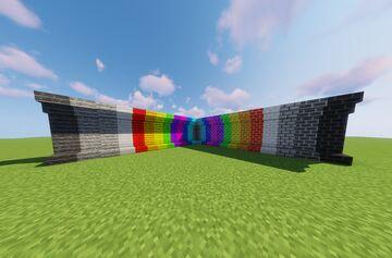 All Colors Minecraft Mod