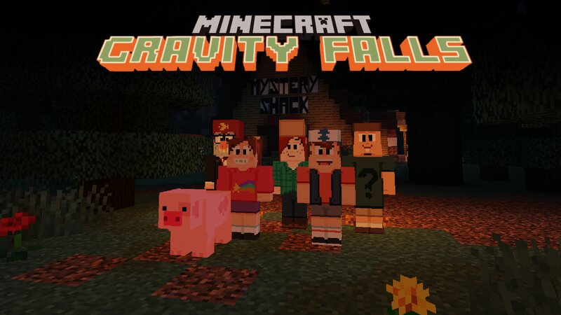 Gravity Falls Characters Mod