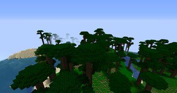 ItsSurvival [New Biomes] Minecraft Mod