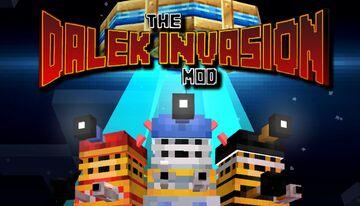 The Dalek Invasion Mod (Minecraft Forge) Minecraft Mod