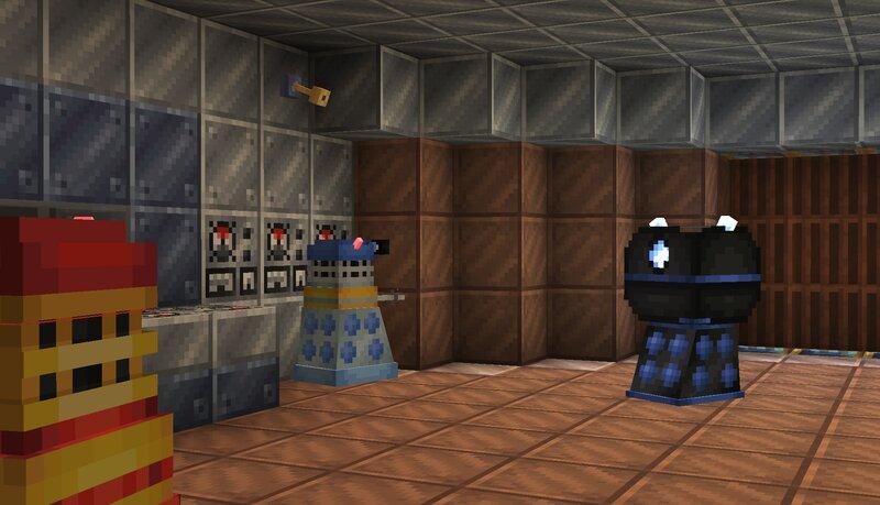 Find powerful Daleks exclusive to Skaro!