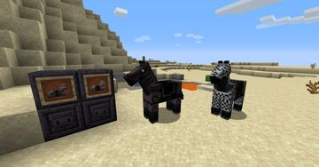 SHM Horse Armour [1.16.5] Minecraft Mod
