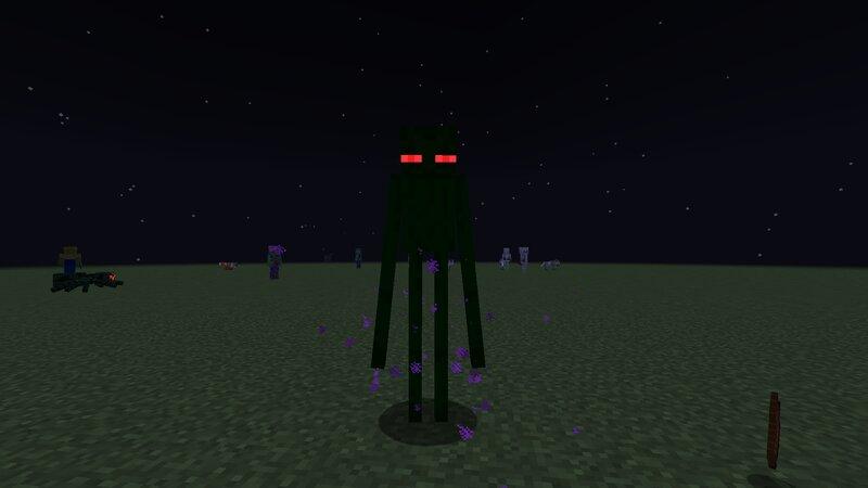 Zombie Enderman